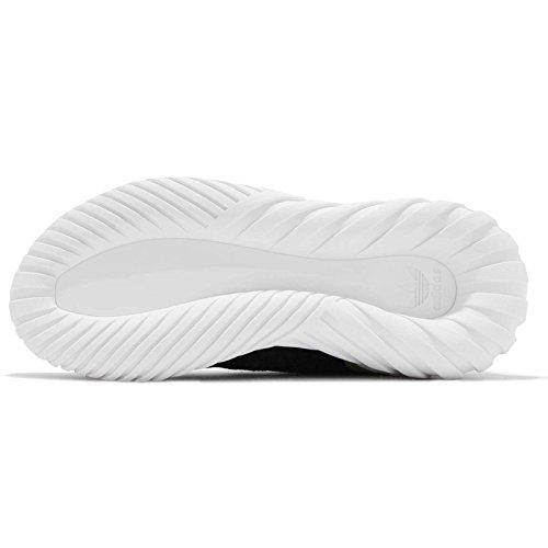 Adidas Donne Tubolare Pk Destino Calzino W, Carbonio / Nero / Carbon Giallo / Nero / Giallo