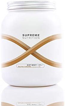 Supreme Nutrition Diet Whey | 1 kg - 30 raciones | Ingredientes Naturales Para Adelgazar | Alta en proteína | Picotear Saludablemente | Bajo en ...