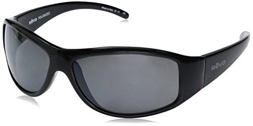 Revo Unisex Unisex RE 5014 Tander Wraparound Polarized UV Protection Sunglasses