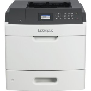 Lexmark MS810n Monochrome Laser Printer,  Network Ready and Professional Features from Lexmark