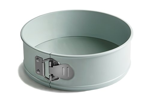 JAMIE OLIVER Round Springform Cake Tin, 9 Inches, Nonstick - Large Round Tin