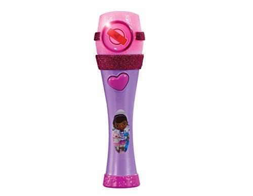 1 X Doc McStuffins Musical Light-up Microphone by Disney