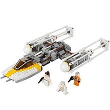 Lego-9495-Star-Wars-Gold-Leaders-Y-Wing-Starfighter