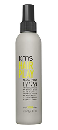 KMS Hair Play Sea Salt Spray, 6.8 oz.