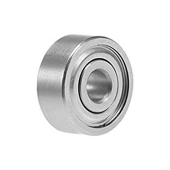 S692ZZ Stainless Steel Bearing Shielded 2x6x3 Miniature Ball Bearings 12590