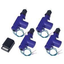 Excalibur / Omega DSKIT4E Deluxe 4 Door Power Door Lock Kit (1 Each)