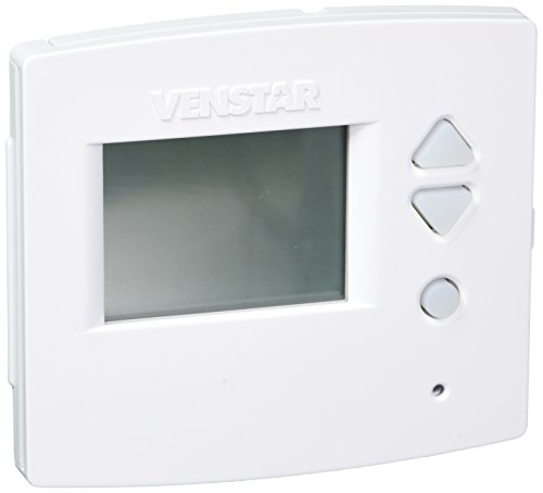 Venstar T3700 Residential Voyager Wifi Ready Thermostat – Works W/Alexa When Wifi Module Installed
