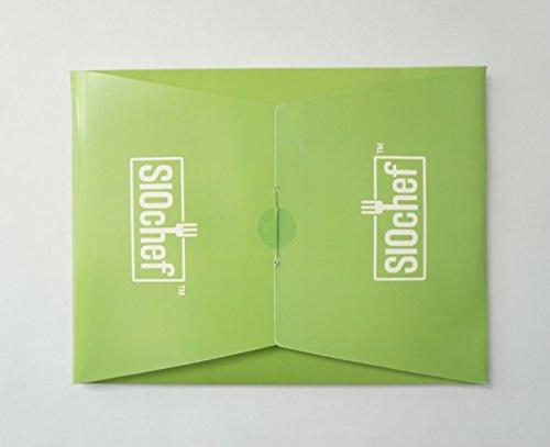 SIOchef Premium Silicone Sous Vide Bags