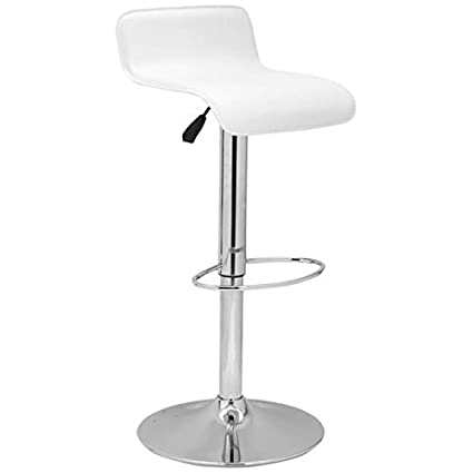 Super Amazon Com Safavieh Home Collection Aubrey White Leather Lamtechconsult Wood Chair Design Ideas Lamtechconsultcom