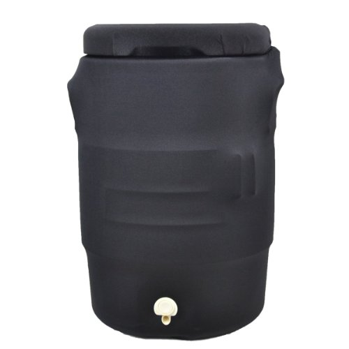 Cooler Cover: 5 Gallon Drink Dispenser - Black