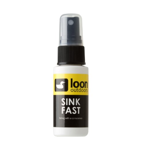 Loon Outdoors Sinik Fast For Sinking & Saltwater (Fast Sinking Line)