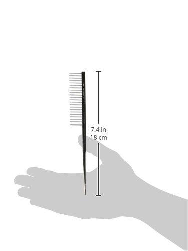 Chris Christensen Buttercomb Course Tail Comb, 7.5''