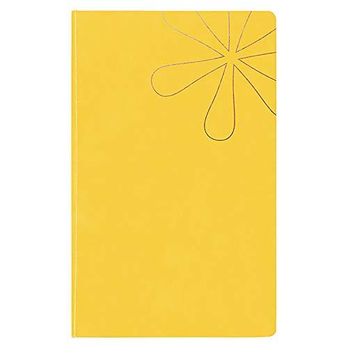 Erin Condren Blank Hardbound Notebook - Marigold, 5