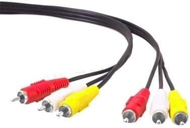 AVのみ 良い品質オーディオビデオステレオRCA AVケーブル、長さ:1.5メートル.