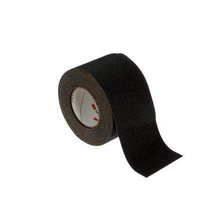 3M Safety-Walk 19223 610 Black 4 inch X 60 Feet Slip-Resistant General Purpose Tapes and Treads (1 Roll)