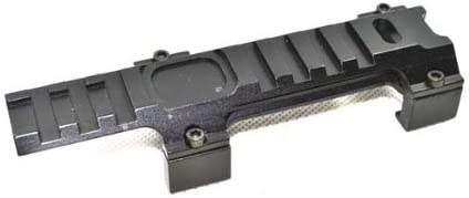 Noga MP5G3largo alcance para pantalla plana con 20mm Rail para Rifle pistola