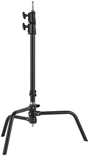 20'' Double Riser C-Stand (Black) by Studio Assets