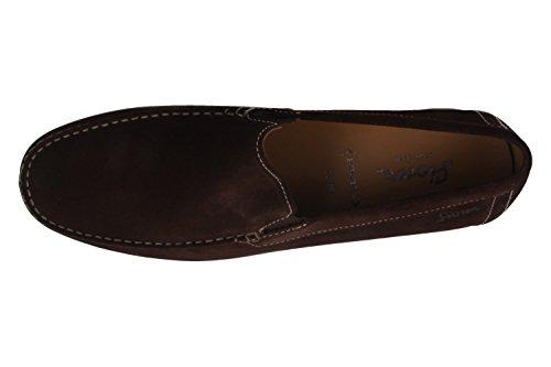 SIOUX - Gion XL - Herren Mokassin - Braun Schuhe in Übergrößen