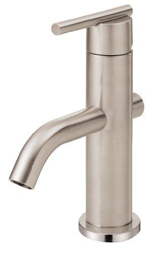 Danze D236058BN Parma Trimline Single Handle Lavatory Faucet, Brushed Nickel ()
