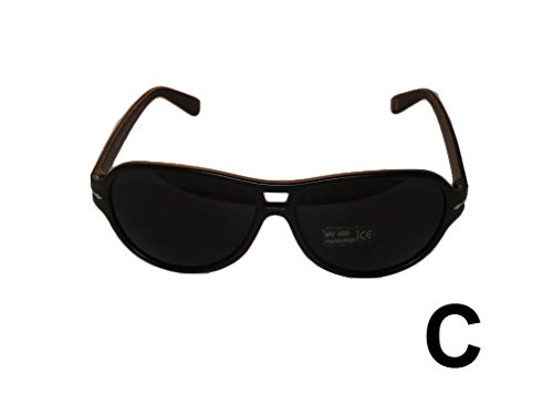 3 Formas Black Matt C Sunglasses Wayfarer Mens 48ApwqF