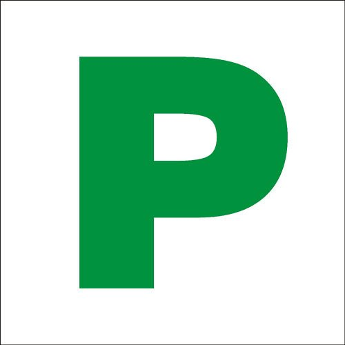 free p plate