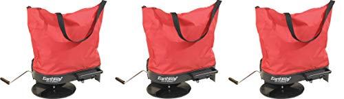 (Earthway 2750 Hand-Operated Bag Spreader/Seeder,Red,25 Pounds (Pack of)