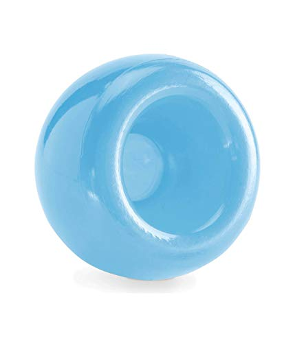 Planet Dog Orbee-Tuff Snoop - Tough & Durable Interactive Dog Ball Treat Dispenser Game - Brain Stimulating Puzzle and Treat Holder Toy for Dogs, Blue (Best Little Big Planet Game)