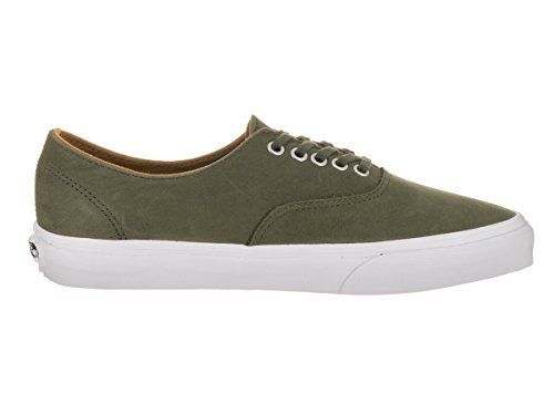 Grape Shoe Authentic Leaf Skate true cuir Unisexe Vans Decon White Premium acURYT0awq
