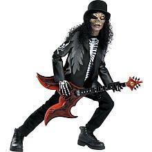 Cryptic Rocker Costumes (Cryptic Rocker Child Costume - Medium)