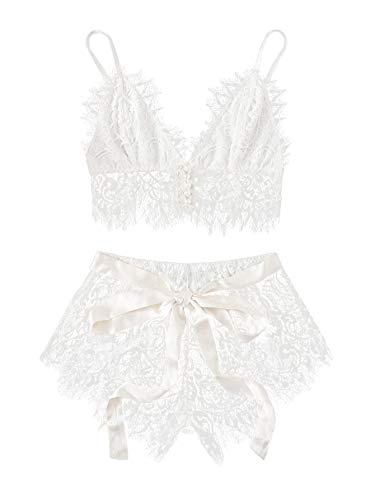 WDIRARA Womens Sleepwear Contrast Spaghetti product image