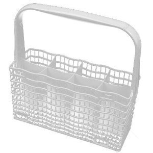 Sparesplanet Dishwasher Replacement Slim Cutlery Basket Sptl27T