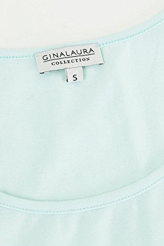 Gina Laura Top  Aguamarina XL