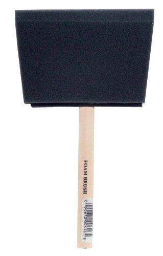 ROYAL BRUSH Foam Brush, 4-Inch RFOMW-4