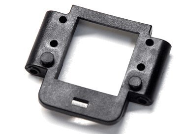 51C00-02022 Front suspension arm Holder 1/10 (51c809 Rally Monster Parts-MODEL number) 1/10th 2.4Ghz Brushless or Brushed Exceed RC Rally Monster Electric RTR Racing Truck