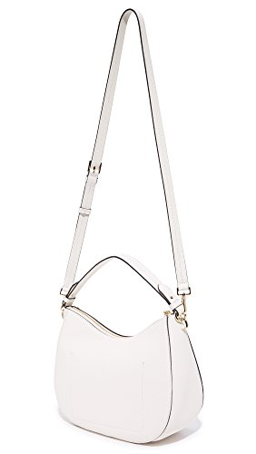 Kate Aiden Hayes Cement Spade York Street Women's Hobo Bag Small New OxIqO0rAw