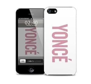 Yonce White Custom Beyonce ip4 - Iphone 4 / 4s