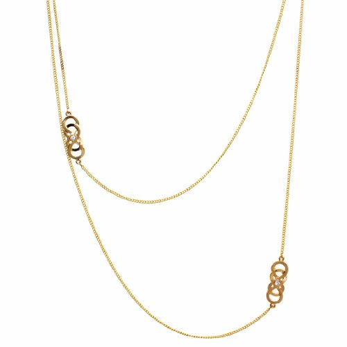 double-strand-chain-necklace-with-linked-infinity-loops-inset-with-cz-stones