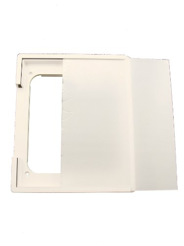 Leviton 47617-HPC High Profile Cover For Recessed Entertainment Box (Recessed Leviton Entertainment Box)