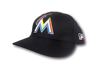 Miami Black Adjustable Hat