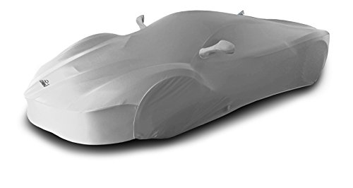 Coverking Custom Fit Car Cover for Select BMW Models - Satin Stretch (Pearl White)