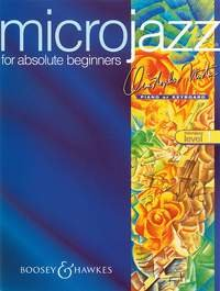 NORTON - Microjazz (Collection A for Absolute Beginners) para Piano (Inc.CD) (Repackage)