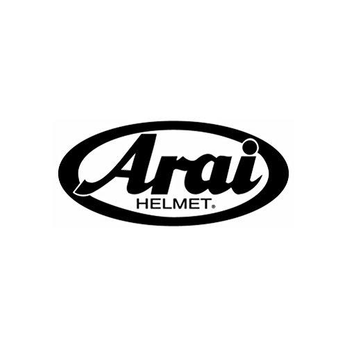 Arai Helmets Replacement Parts For Defiant Helmets - Shield Covers - Base White Frost - 5176 Arai Helmets Replacement Shield Covers