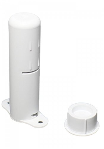 abode Recessed Door Sensor | Completely Hidden Protection | Know When Your Doors Or Windows are Opened Or Closed