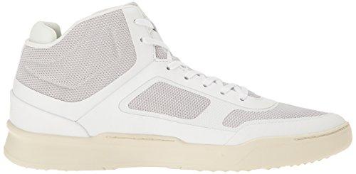 White 117 Sneaker Mens 1 Lacoste Shoe Explorateur Spt Fashion Mid Casual wIAAvqRy