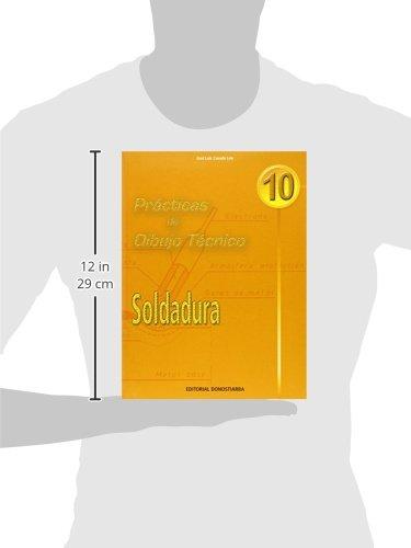 P.D.T. N 10: Soldadura.: JOS CASADO LOU: 9788470631573: Amazon.com: Books