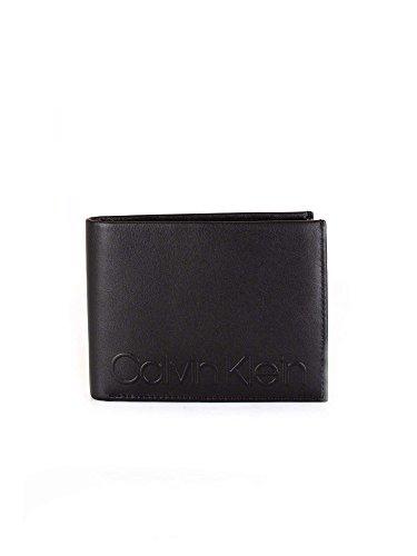 Calvin Klein JEANS K50K503831 ESSENTIAL 5CC MONEDEROS Hombre Black