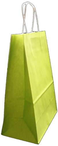 3p kraft - Bolsas de papel, 24 x 12 x 31 cm, pack of 25 ...