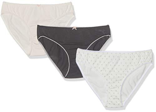 Petit Bateau 3 Pack Girls Panties Sizes 14-18 Style 48144 (Size 16 Style 48144 Girls)