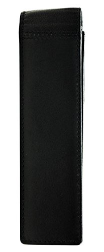 Cross Classic Century Double Pen Case Black Leather (pen not included) by Cross (Image #1)