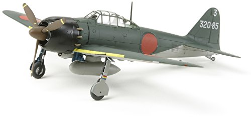 Tamiya Models Mitsubishi A6M5 Zero Fighter Model Kit